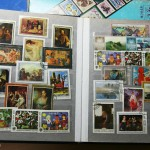 Stamp Stock Book